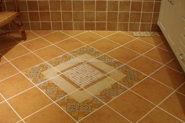 地面铺砖设计图片